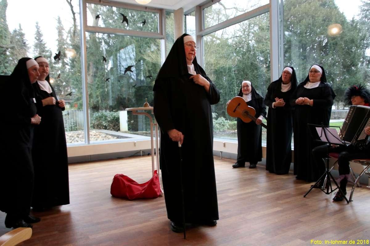 Stadt Lohmar :: Jecke Sitzung in der Villa Friedlinde